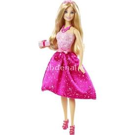 Barbie Brb Doğumgünü Prensesi Bebekler