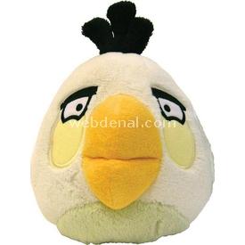 Angry Birds Beyaz Kuş Sesli Peluş 10 Cm Peluş Oyuncaklar