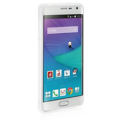 Microsonic S-line Soft Samsung Galaxy Note Edge Kılıf Şeffaf Cep Telefonu Kılıfı