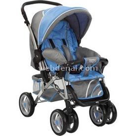 Sunny Baby 735 Star Çift Yön Bebek Arabası Turkuaz Çift Yönlü Bebek Arabası