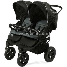 Sunny Baby 814 Sweety Ikiz Bebek Arabası Siyah İkiz Bebek Arabası
