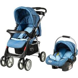 Sunny Baby Sb 750 Royal  Alimünyum Kasa Lacivert Travel Sistem Bebek Arabası