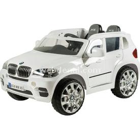 Sunny Baby W498qht Bmv X5 Akülü Araba Beyaz Akülü Arabalar