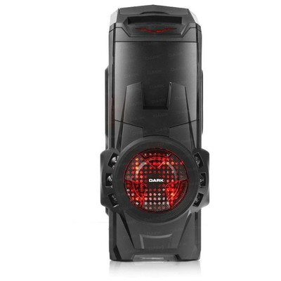 Dark Woofer 600w Mid Tower Kasa (DKCHWFR600)