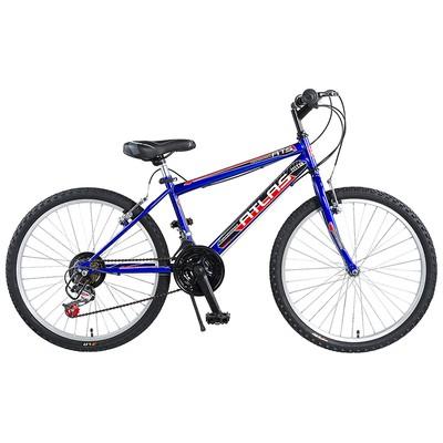 Tunca ATS-510 Atlas 24 Jant 21 Vites Bisiklet - Mavi