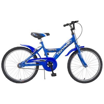 Tunca Caprini 20 Jant 7 - 10 Yaş Çocuk Bisikleti - Mavi