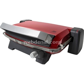 Blue House BH459SP Granitost Tost Makinesi - Kırmızı Izgara ve Tost Makinesi