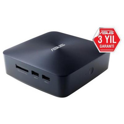 Asus Mınıpc Un65h-m004m I5-6200u 4g 500g 2.5 Dos Siyah 3yıl Hdmı-dp-wifi-bt-vesa-crd Mini PC