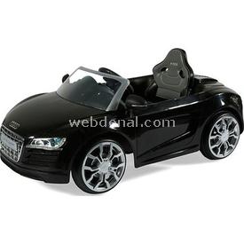 Sunny Baby W458qht Audi Rb Akülü Araba Siyah Akülü Arabalar