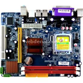 OEM ESONIC G31CEL2 DDR2 SES LAN VGA USB2.0 MatX 775p Anakart