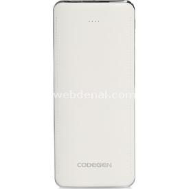 Codegen M15W 15000 MAH Beyaz POWERBANK TAŞINABİLİR ŞARJ CİHAZI Taşınabilir Şarj Cihazı