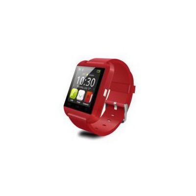 Codegen X1r Cwatch X1 Kırmızı Ios Ve Android Uyumlu Akıllı Saat Giyilebilir Teknoloji