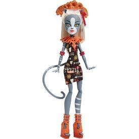 Monster High Acayipler Bahar Partisi Meowlady Bebekler