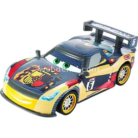Disney Cars Carbon Yarışçıları Özel Seri Miguel Camino Figür Oyuncaklar