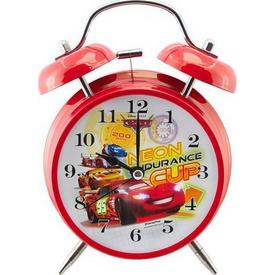 YKC Disney Cars Alarmlı ve Işıklı Masa Saati Figür Oyuncaklar
