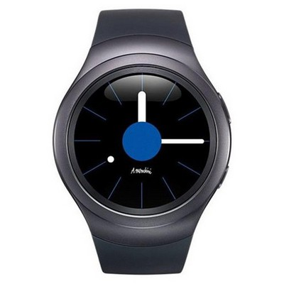 Samsung Gear S2 Sport Sm-R720 Akıllı Saat Dark Gray Akıllı Elektronik