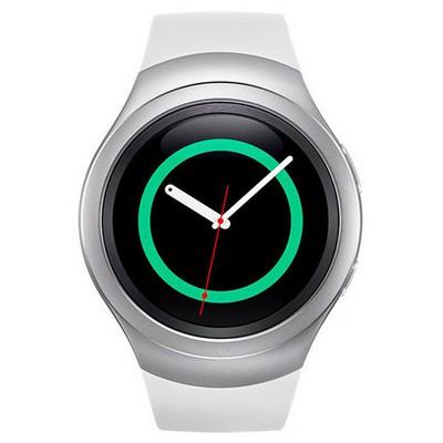 Samsung Gear S2 Sport Sm-R720 Akıllı Saat Silver Giyilebilir Teknoloji