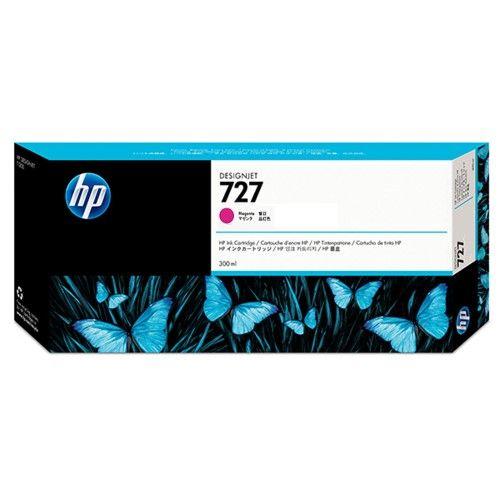HP F9j77a (727) Macenta 300 Ml Genıs Format Murekkep Kartusu Kartuş