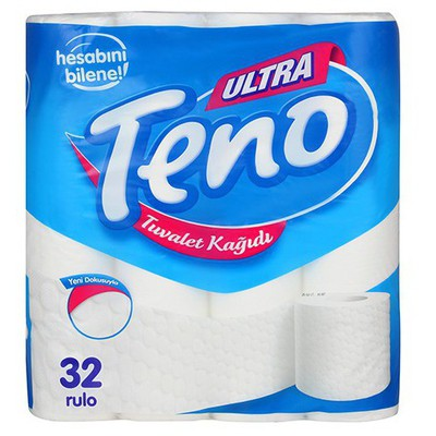 Teno Ultra Tuvalet Kağıdı 32`li