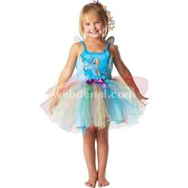 Rubies My Little Pony Gökkuşağı Çocuk Kostüm 3-4 Yaş Kostüm & Aksesuar