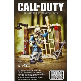 Mattel Games Mega Bloks Call Of Duty Tactical Unit Brutus Oyun Seti Lego Oyuncakları