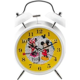 YKC Mickey Mouse Alarmlı Ve Işıklı Masa Saati Bebek Odası Aksesuarı