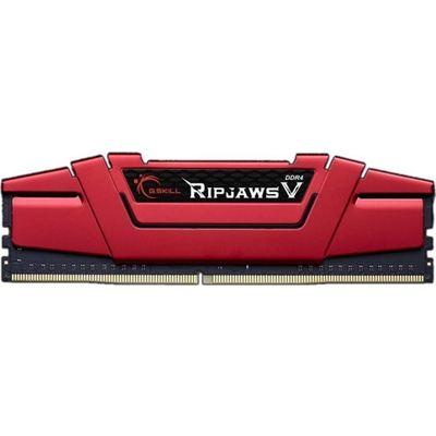 G Skill RipjawsV 8GB Desktop Bellek (F4-2400C15S-8GVR)