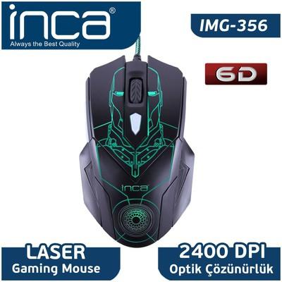 Inca Img-356 Laser Gaming Mouse
