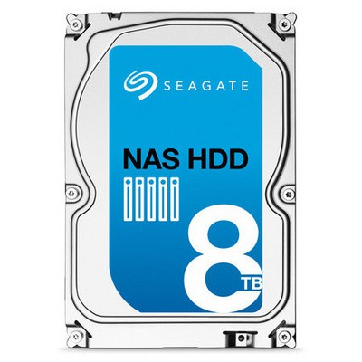 Seagate 8TB 256MB ST8000VN0002 NAS HDD