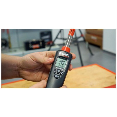 Ridgid 37438 Micro Hm-100 Sıcaklık Ve Nem Ölçer Dedektör