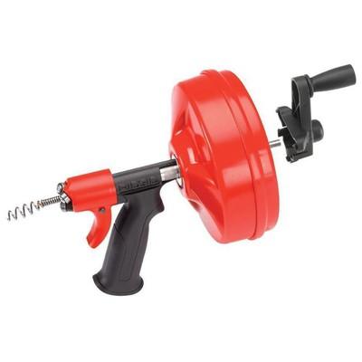 Ridgid 41408 Otomatik Besleme Mekanizmalı Power Spin Tesisatçı Makinesi