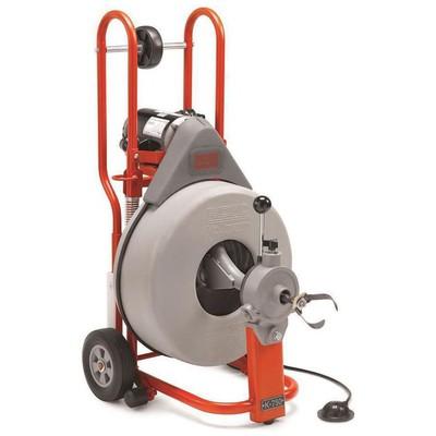 Ridgid 44157 550watt K-750 Tamburlu Kanal Temizleme Makinesi Tesisatçı Makinesi