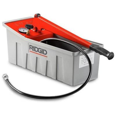 Ridgid 50072 Manuel Test Pompası 50 Bar Tesisatçı Makinesi