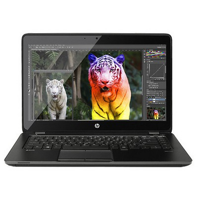 HP ZBook 14 G2 J9A12EA İntel i7-5600U 8GB Ram 256GB SSD AMD FirePro M4150 WIN7 Pro 64 - WIN8 Laptop