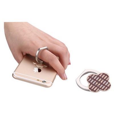 Microsonic Cep Telefonu Yüzük Halka Tutucu Stand Gold Cep Telefonu Aksesuarı