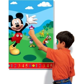 Parti Paketi Mickey Mouse, Parti Oyunu Parti Oyunları