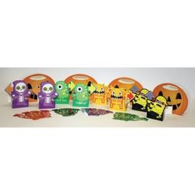 Parti Paketi Boo Monsters, Şeker Avı Oyunu Parti Oyunları