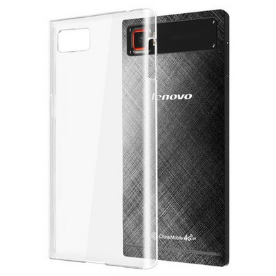 Microsonic Lenovo Z2 Pro Kılıf Kristal Şeffaf Cep Telefonu Kılıfı