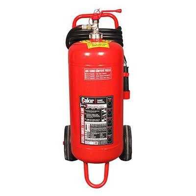 Çakir 25 Kg Kkt Abc Yangın Söndürme Cihazı % 40 Yangın Ekipmanı