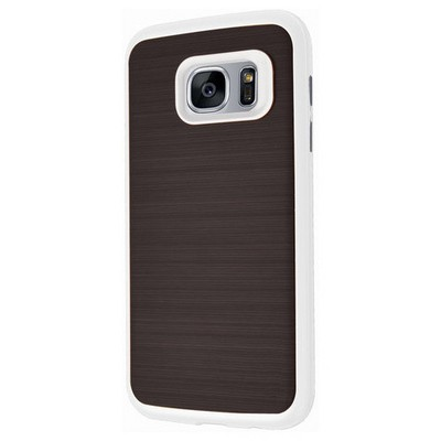 Microsonic Samsung Galaxy S7 Edge Kılıf Slim Heavy Duty Beyaz Cep Telefonu Kılıfı