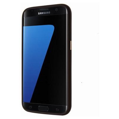 Microsonic Samsung Galaxy S7 Edge Kılıf Slim Heavy Duty Siyah Cep Telefonu Kılıfı