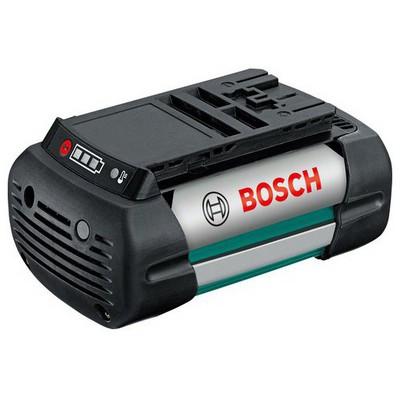 Bosch 36 V / 2.6 Ah LI Akü Bahçe Makina Aksesuar