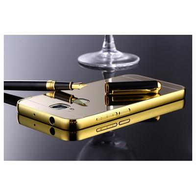 Microsonic Huawei Gr5 (honor 5x/x5) Kılıf Luxury Mirror Gümüş Cep Telefonu Kılıfı