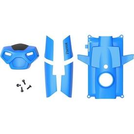 Parrot Rolling Spider Için Koruma Mavi + Vida Drone Yedek Parçası