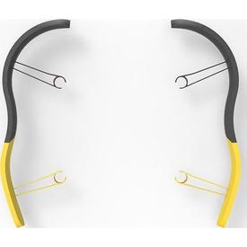 Parrot Bebop Drone Için Epp Koruma Sarı Drone Yedek Parçası