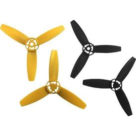 Parrot Bebop Drone Için Pervane Sarı/siyah Drone Yedek Parçası