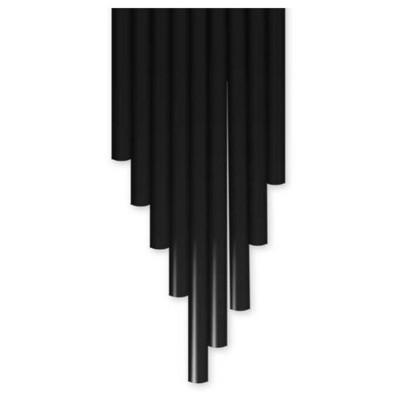 3Doodler 3doodler Için Pla Plastik Çubuk (tuxedo Black Pack) Akıllı Elektronik