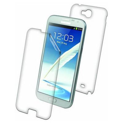 Zagg Samsung Galaxy Note 2 Için Ekran Koruyucu Tam Gövde Ekran Koruyucu Film