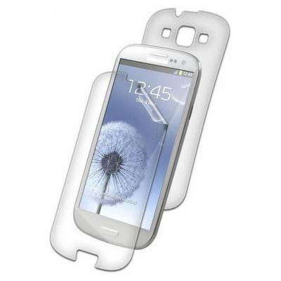 Zagg Samsung Galaxy S3 Mini Için Ekran Koruyucu Tam Gövde Ekran Koruyucu Film