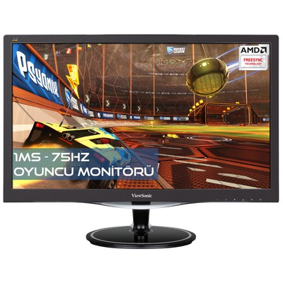 "Viewsonic  VX2457-MHD 23.6"" Full HD Monitör"